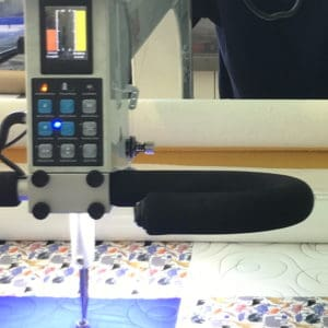 10-hour longarm quilting pass