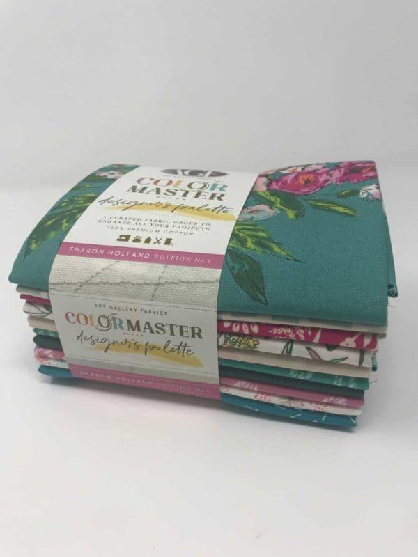 ColorMaster 1/2 yd bundle Sharon Holland