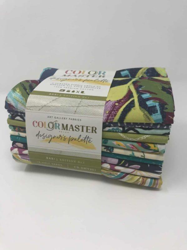 ColorMaster 1/2 yd Bundle Bari J
