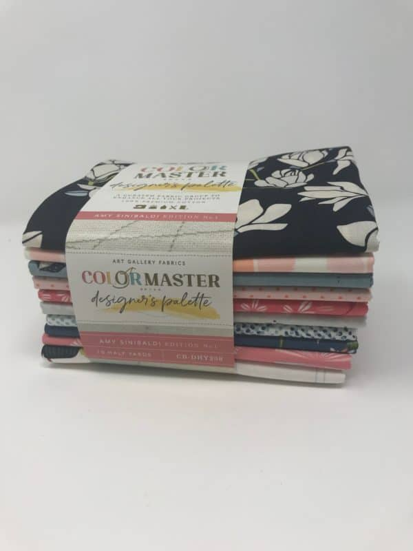 ColorMaster 1/2 yd Bundle Amy Sinibaldi