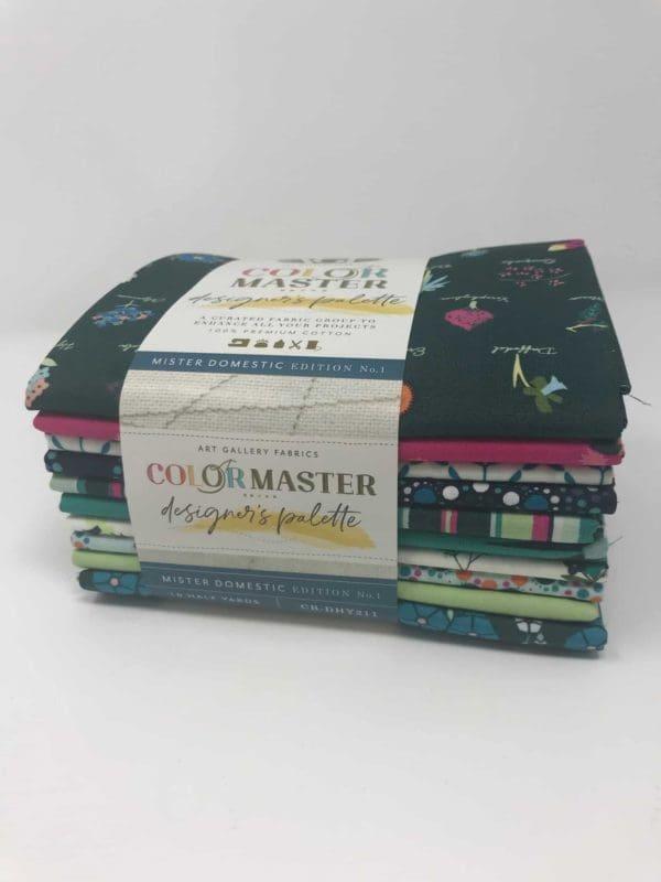 ColorMaster 1/2 yd Bundle Mister Domestic