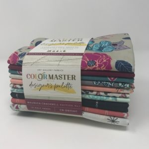 ColorMaster 1/2 yd Bundle Maureen Cracknell