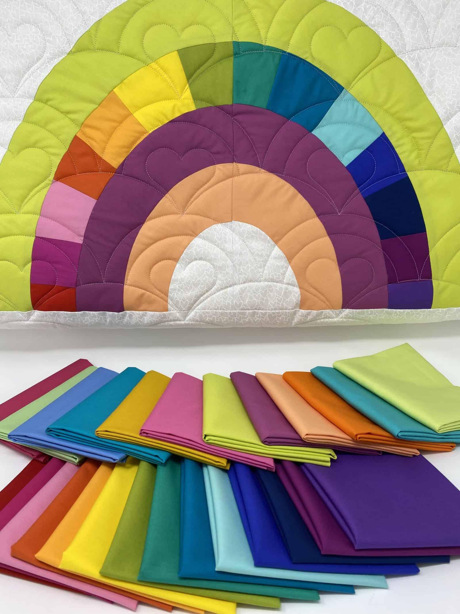 Sunshowers Rainbow