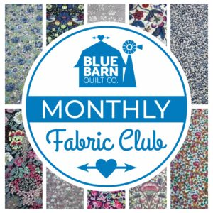 BBQ Monthly Fabric Club