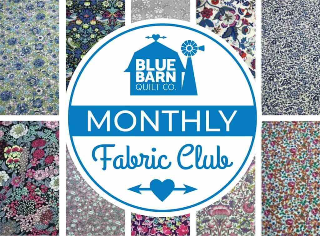 monthly fabric club
