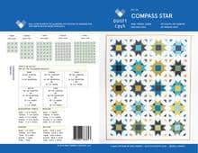 compass star fabric requirements