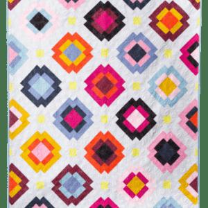 radiate quilt pattern, then came june, meghan buchanan, fat quarter friendly, beginner
