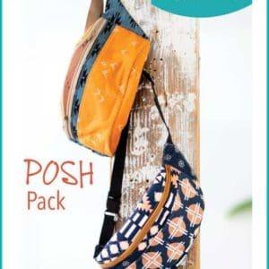 Posh Pack quilt pattern, QCR mini, quick curve ruler mini, sew kind of wonderful, curved piecing