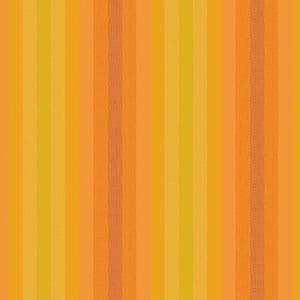 kaleidoscope, allison glass, andover, stripe, yellow, orange, 9540, marmalade