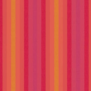 kaleidoscope, allison glass, andover, stripe, yellow, orange, red, pink, 9540, sunrise