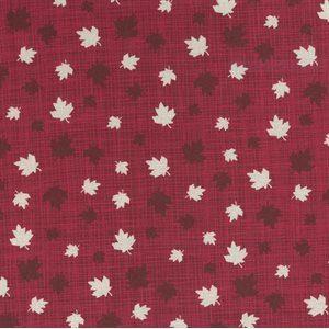 moda, kate & birdie, true north 2, maple leaf, maple, canada, red, 513212-12