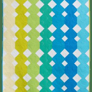 Paper Cuts quilt pattern, then came june, meghan buchanan