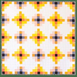 granny cabin quilt pattern, then came june, meghan buchanan