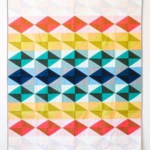 Dusk to Dawn quilt pattern, then came june, meghan buchanan