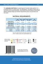 Jawbreaker quilt pattern fabric requirements