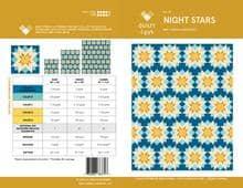 night stars fabric requirements