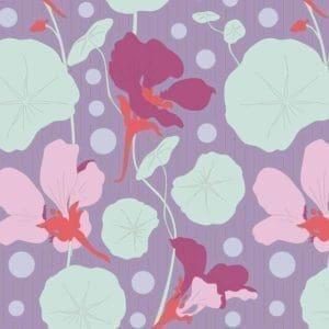 tilda, gardenlife, nasturtium lavender, 100308