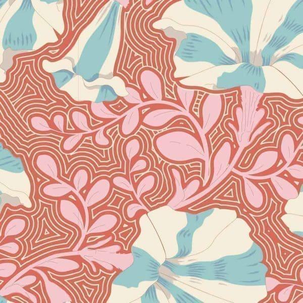 tilda, gardenlife, striped petunia, 100309