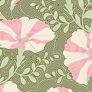 tilda, gardenlife, striped petunia, 100313