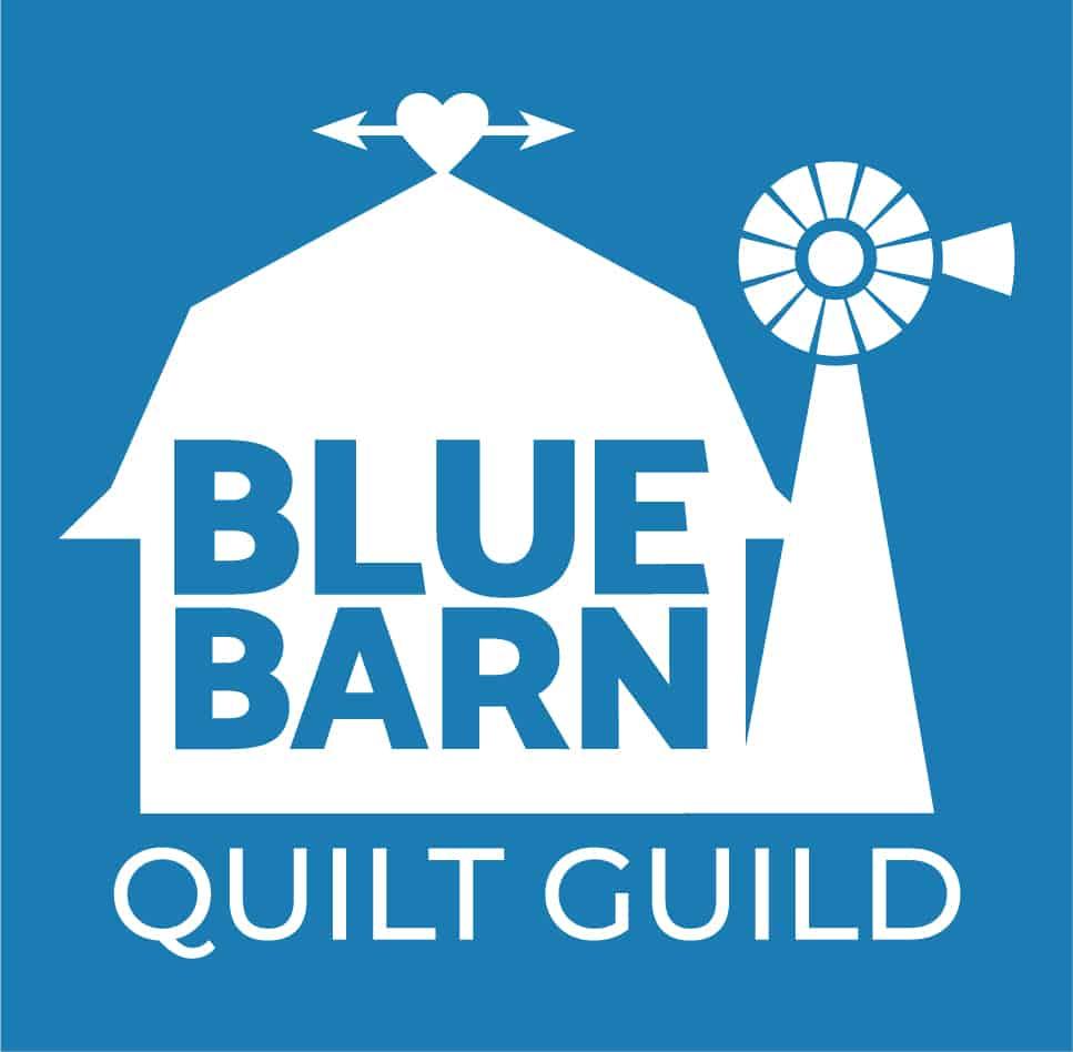 blue barn quilt guild