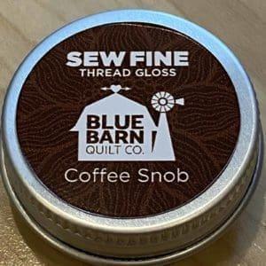 coffee snob thread gloss