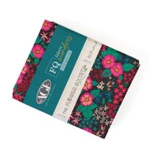 Flower Society Fat Quarter Bundle AGF Fabrics