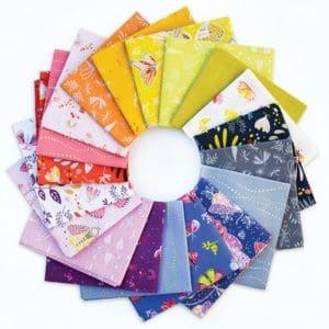 aerial fat quarter bundle by Tamara Kate for Windham fabrics