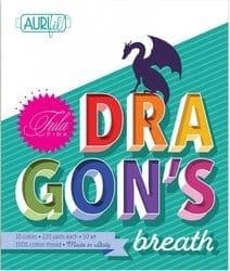 Dragon's Breath Aurifil Thread Collection Tula Pink