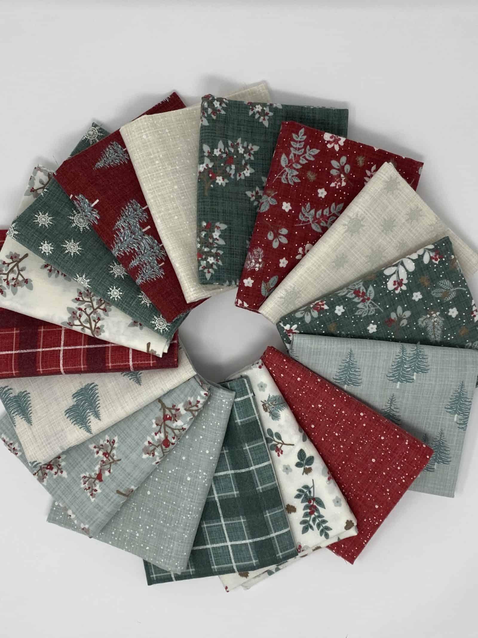 Juniper, Kate & Birdie, Brushed Cotton, Moda Fabrics